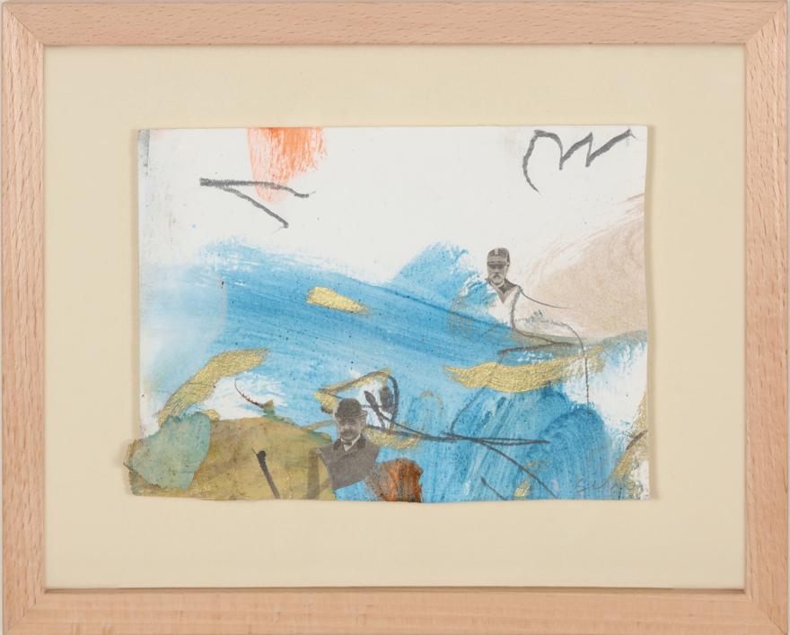 YURE |Collage de SINO | Compra arte en Flecha.es