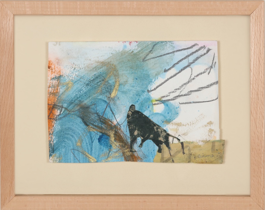 ZARKO |Collage de SINO | Compra arte en Flecha.es