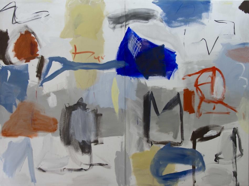 Number 9 |Pintura de Eduardo Vega de Seoane | Compra arte en Flecha.es