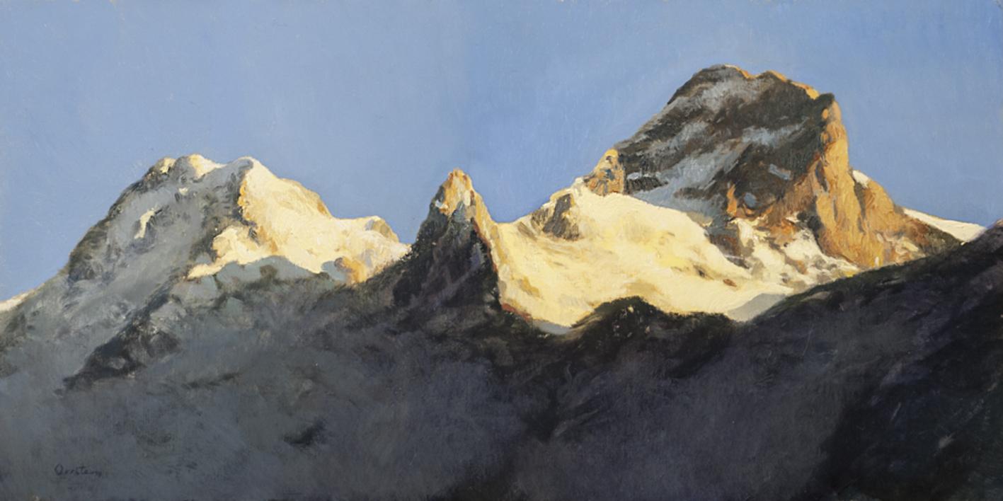 Torre Alba |Pintura de Orrite | Compra arte en Flecha.es