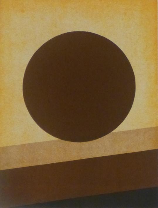 Venus at the solar edge 2 |Obra gráfica de Arkal | Compra arte en Flecha.es