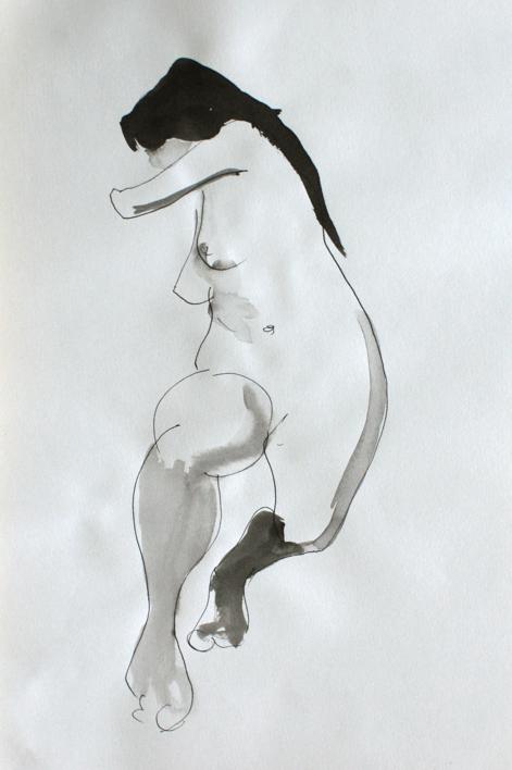 Sin título |Dibujo de Juan Reig | Compra arte en Flecha.es