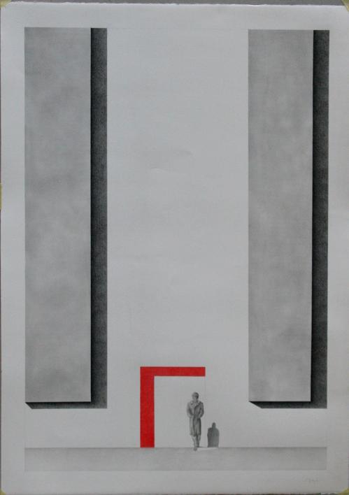 Obserbando 15 |Dibujo de Sonia Alonso | Compra arte en Flecha.es