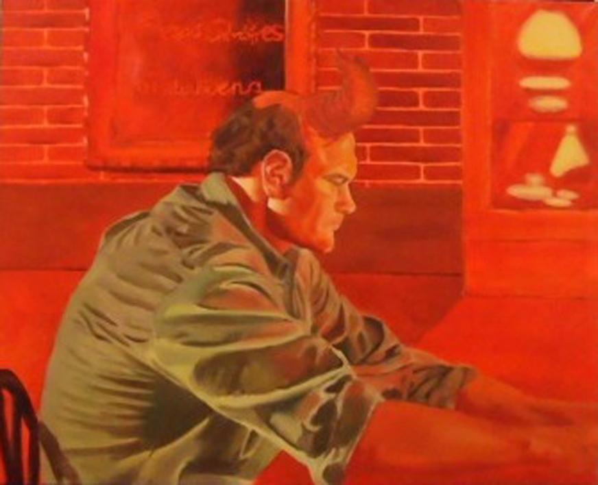 ENCRUCIJADA |Pintura de Bianca Demo | Compra arte en Flecha.es