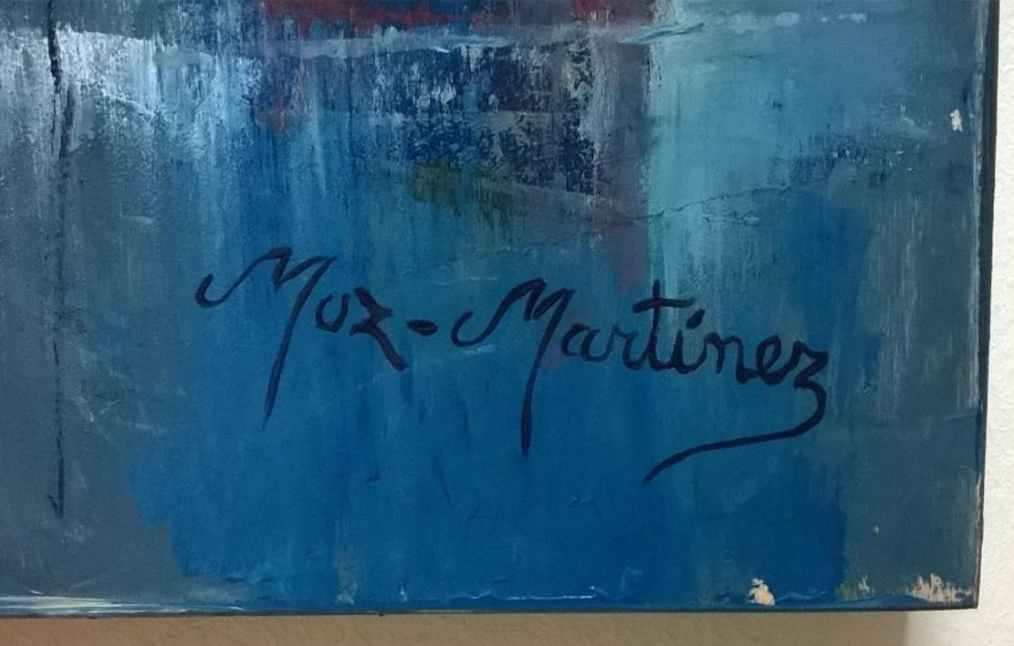 Diálogos de papel 21 | Pintura de Muz Martínez | Compra arte en Flecha.es
