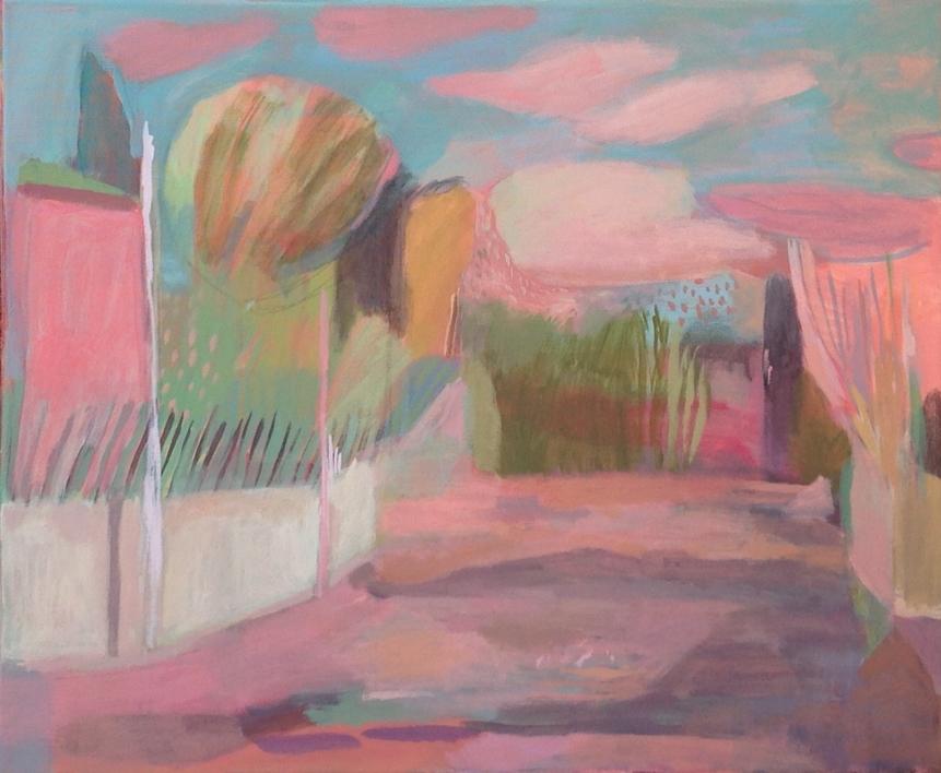 Nuages |Pintura de Iria | Compra arte en Flecha.es