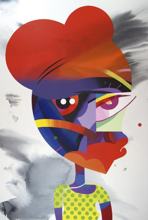 Portrait |Pintura de Jose Palacios | Compra arte en Flecha.es
