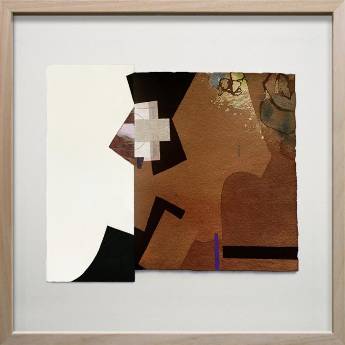 Serie Japonesa Nº8  Pintura de Raul Eberhard   Compra arte en Flecha.es