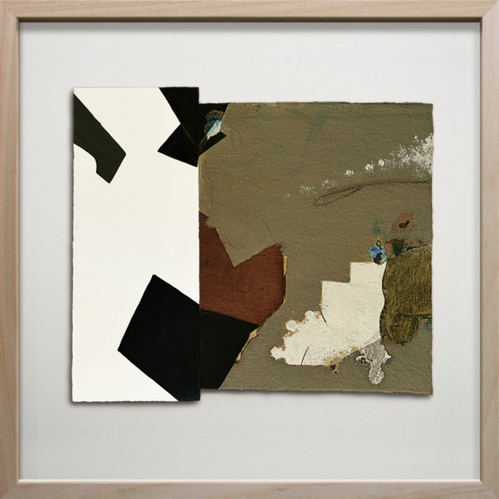 Serie Japonesa Nº9  Pintura de Raul Eberhard   Compra arte en Flecha.es