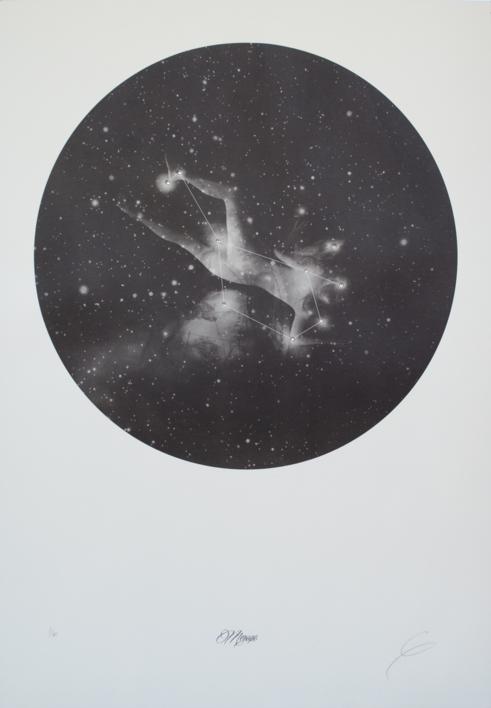 Merope |Obra gráfica de Elisa de la Torre | Compra arte en Flecha.es