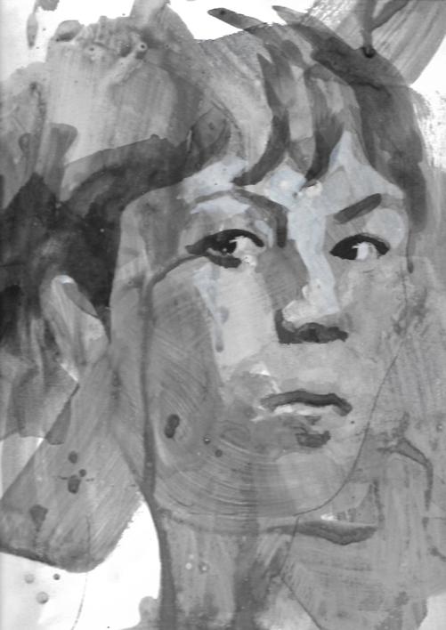 Cecily Brown  Pintura de Alvaro Sellés   Compra arte en Flecha.es