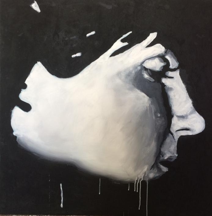 Juana Frances |Pintura de Alvaro Sellés | Compra arte en Flecha.es