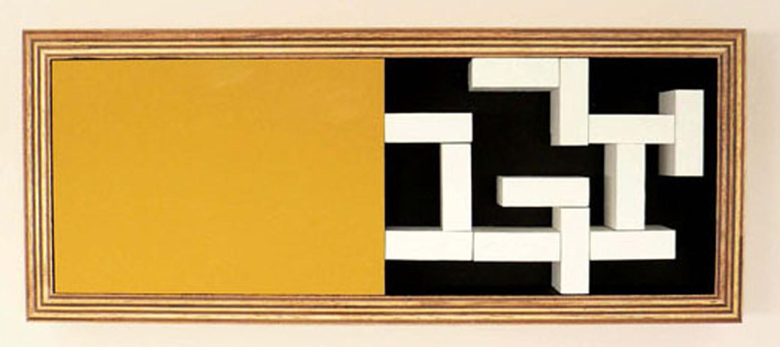 Móvil Interactivo 0135 |Escultura de pared de Manuel Izquierdo | Compra arte en Flecha.es