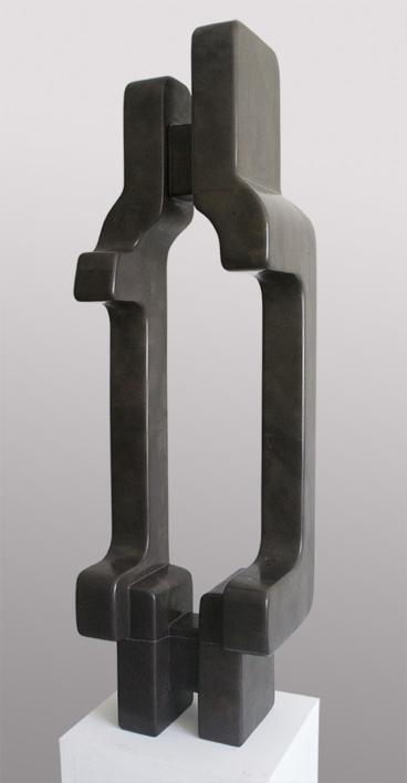 Alzada |Escultura de Borja Barrajón | Compra arte en Flecha.es
