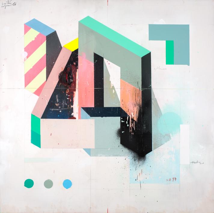 3/3/2017 |Pintura de A Ruiz Villar | Compra arte en Flecha.es