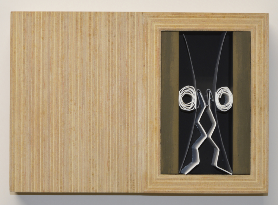 CP  Nº  0110 |Escultura de pared de Manuel Izquierdo | Compra arte en Flecha.es