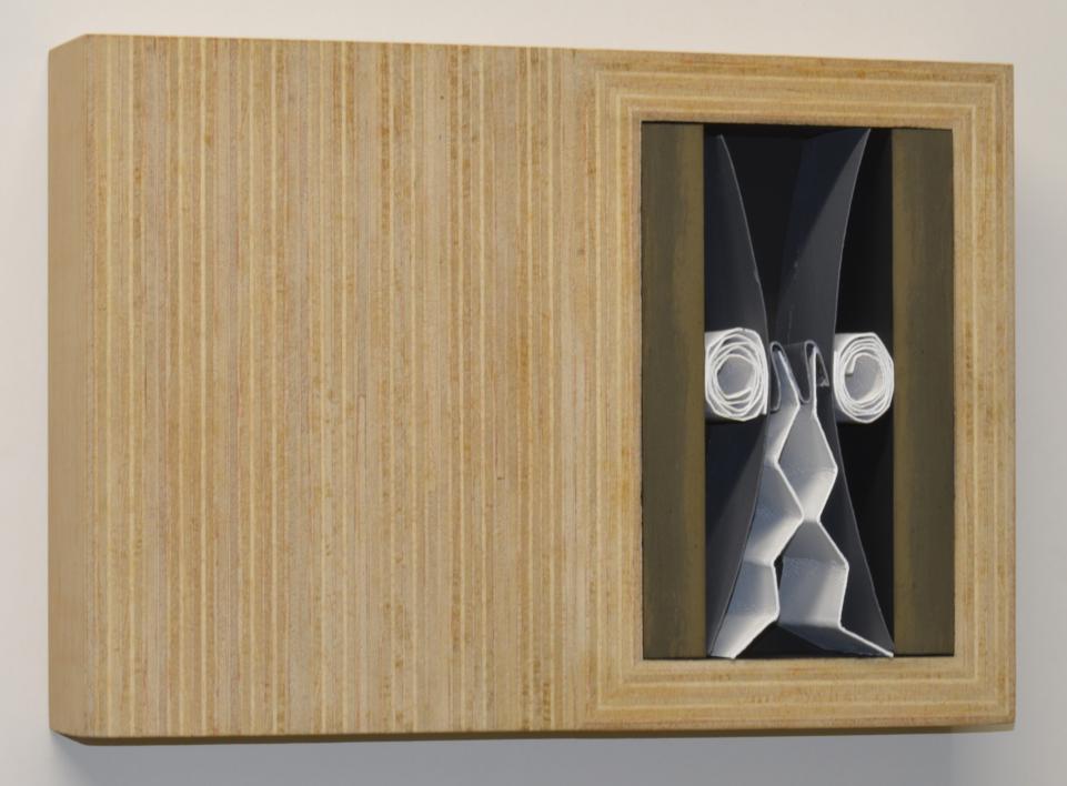 CP  Nº  0110 | Escultura de pared de Manuel Izquierdo | Compra arte en Flecha.es
