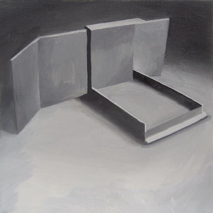 Boîte-en-valise # |Pintura de Davis Lisboa | Compra arte en Flecha.es