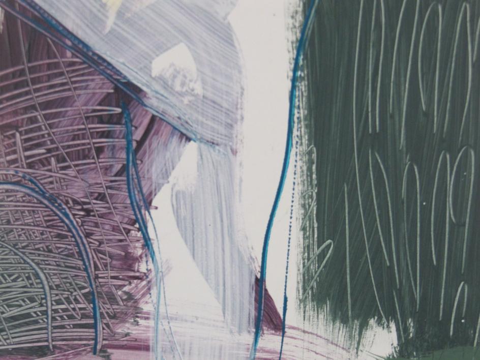 PAISAJE INTUITIVO 1 | Pintura de JCuenca | Compra arte en Flecha.es