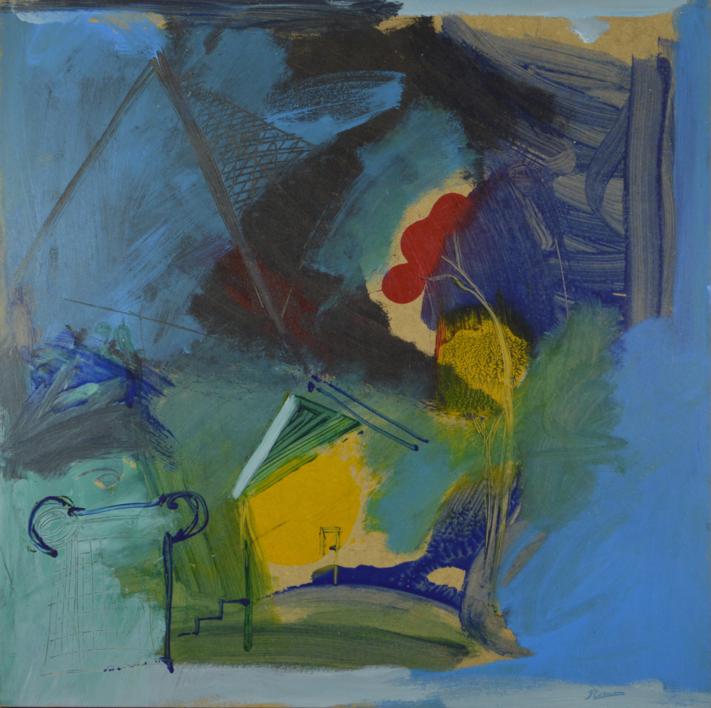JULIO 11 |Pintura de JCuenca | Compra arte en Flecha.es