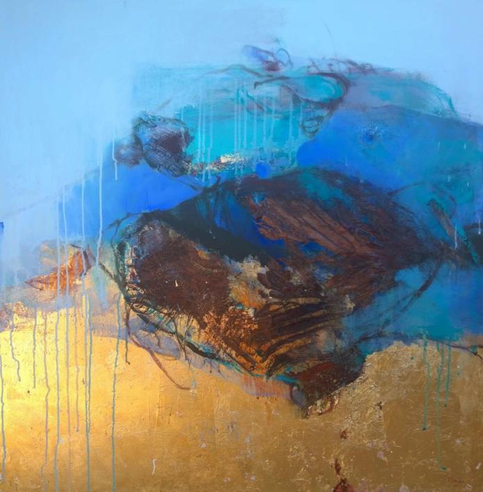 Lost and Found: Driftwood  Collage de Magdalena Morey   Compra arte en Flecha.es