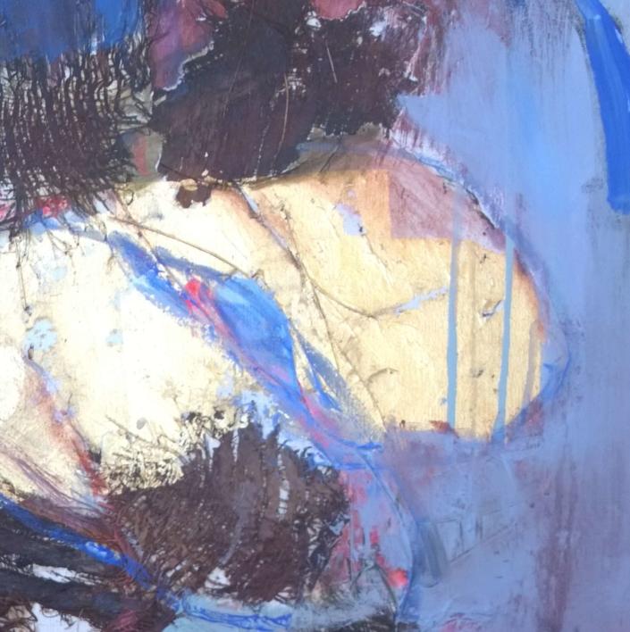 Lost and Found: Heart and Stone | Collage de Magdalena Morey | Compra arte en Flecha.es