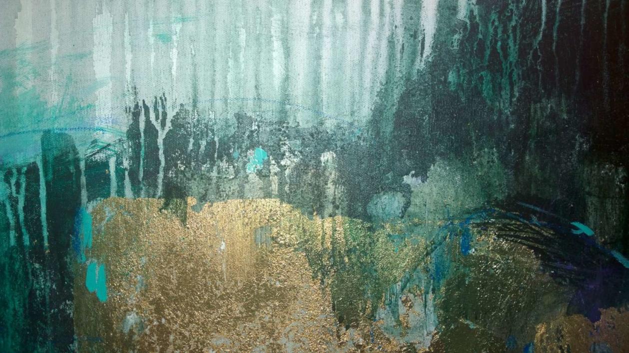 Lost and Found: The Island | Pintura de Magdalena Morey | Compra arte en Flecha.es