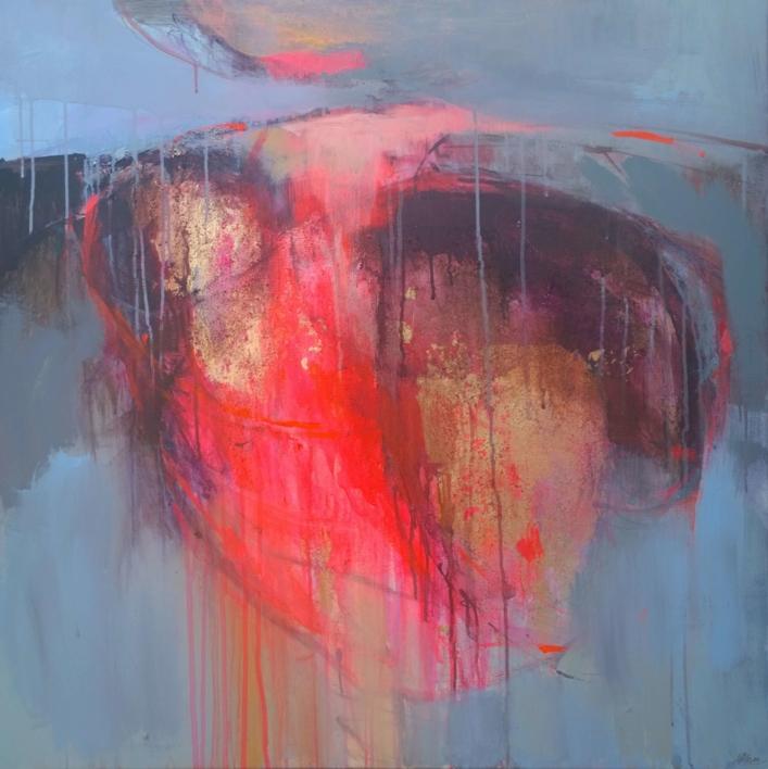 Lost and Found: Embrace |Pintura de Magdalena Morey | Compra arte en Flecha.es