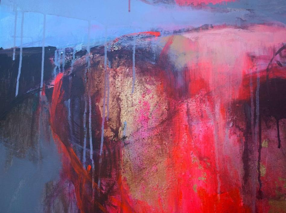 Lost and Found: Embrace | Pintura de Magdalena Morey | Compra arte en Flecha.es