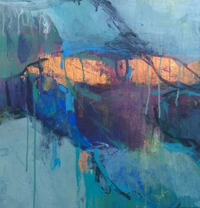 Dormant   Pintura de Magdalena Morey   Compra arte en Flecha.es