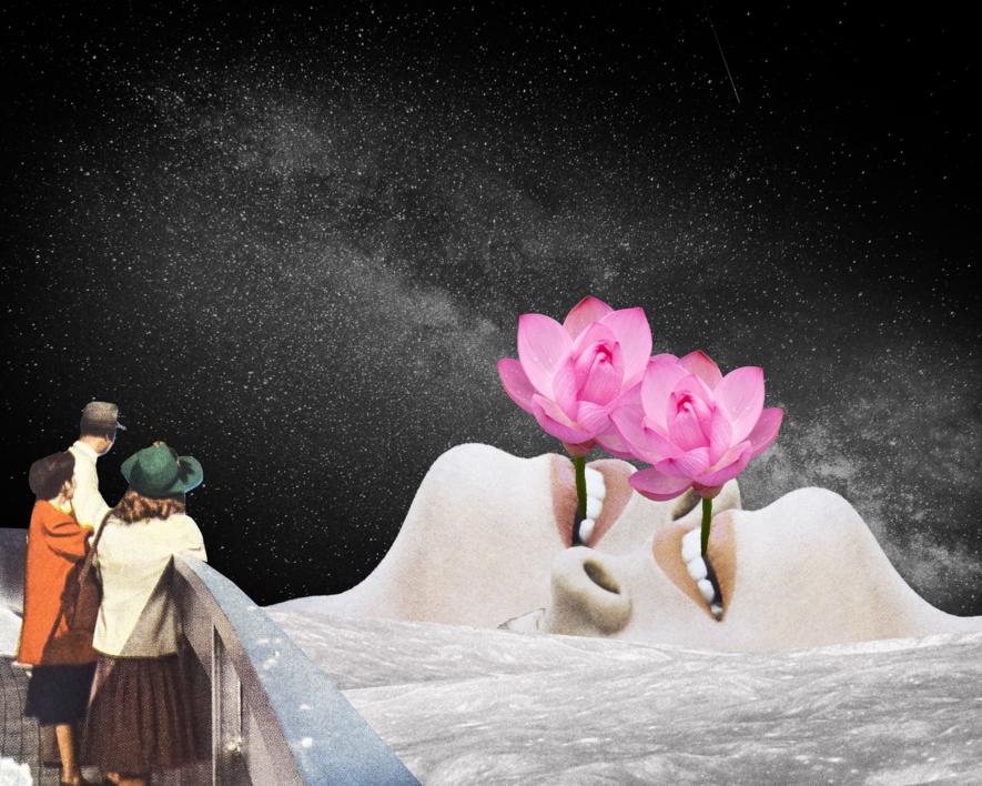 Dreams |Collage de Jaume Serra Cantallops | Compra arte en Flecha.es