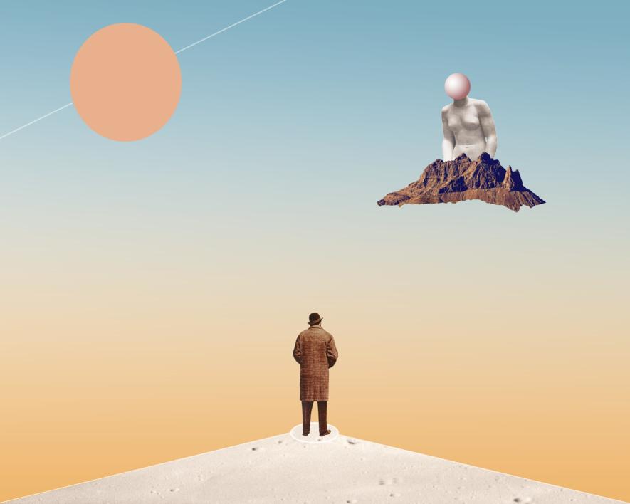 Horizons |Collage de Jaume Serra Cantallops | Compra arte en Flecha.es