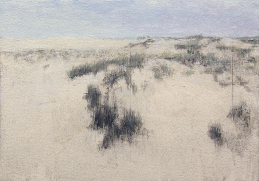 Dunas de Doñana I |Pintura de José Luis Romero | Compra arte en Flecha.es