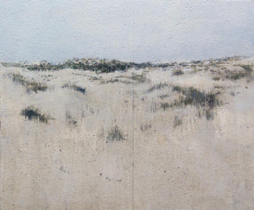 Dunas de Doñana II |Pintura de José Luis Romero | Compra arte en Flecha.es