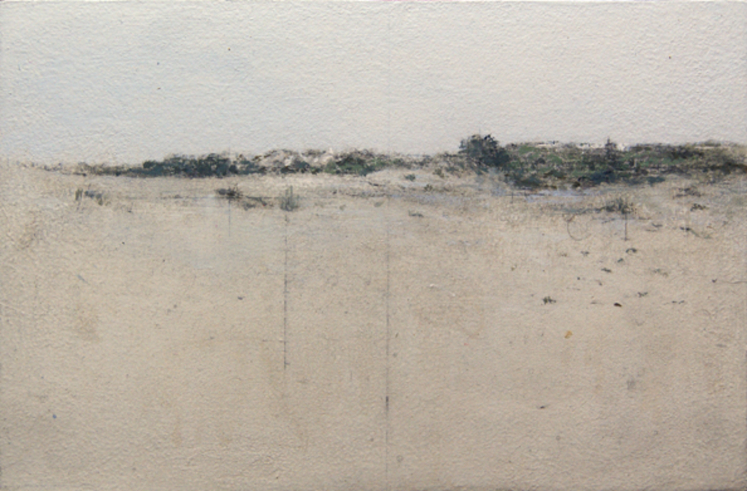 Dunas de Doñana IV |Pintura de José Luis Romero | Compra arte en Flecha.es