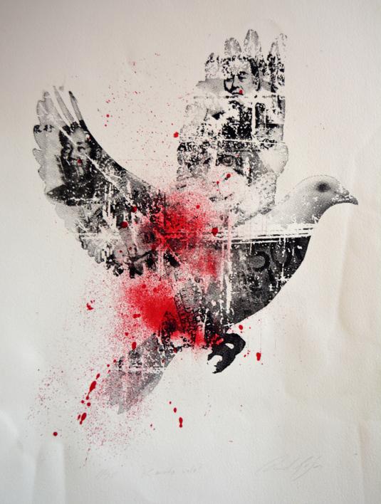 Cuanto Vale |Obra gráfica de David Rojas | Compra arte en Flecha.es