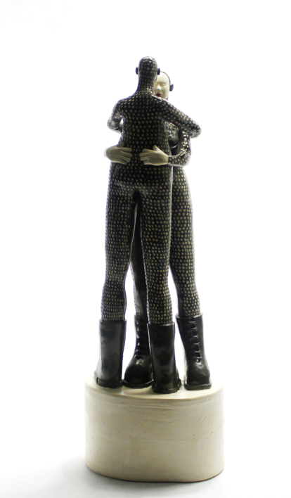 Yo<>Yo |Escultura de Rayaduradesandía | Compra arte en Flecha.es