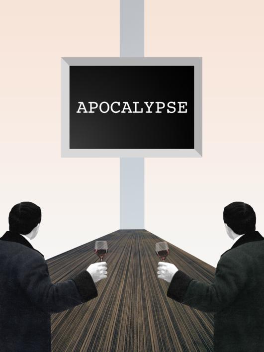 Apocalypse |Collage de Jaume Serra Cantallops | Compra arte en Flecha.es