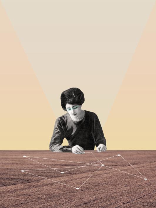 Science |Collage de Jaume Serra Cantallops | Compra arte en Flecha.es