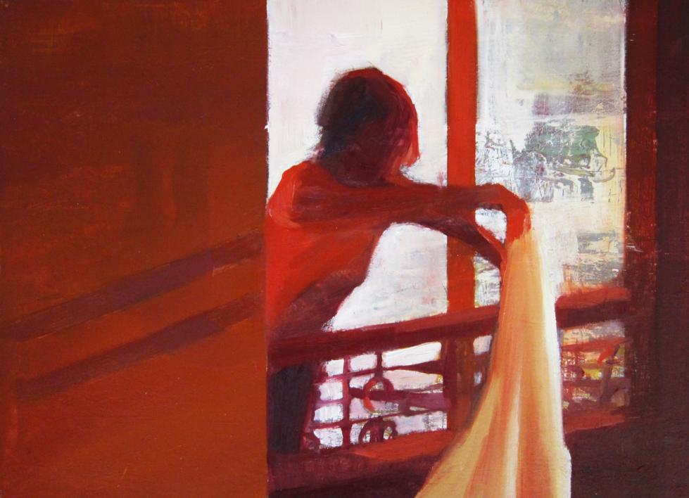 El mantel |Obra gráfica de Carmen Montero | Compra arte en Flecha.es
