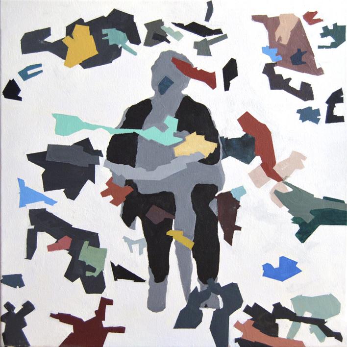 RESILIENTE_01_027 |Pintura de José Luis Albués | Compra arte en Flecha.es