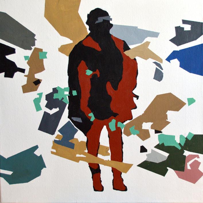 RESILIENTE_01_030 |Pintura de José Luis Albués | Compra arte en Flecha.es