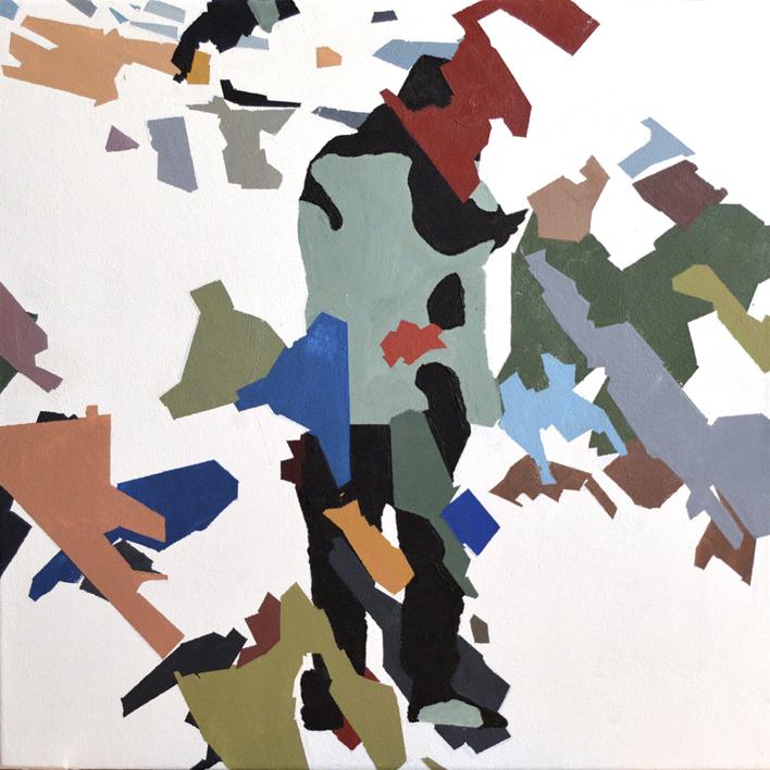 RESILIENTE_01_033 |Pintura de José Luis Albués | Compra arte en Flecha.es