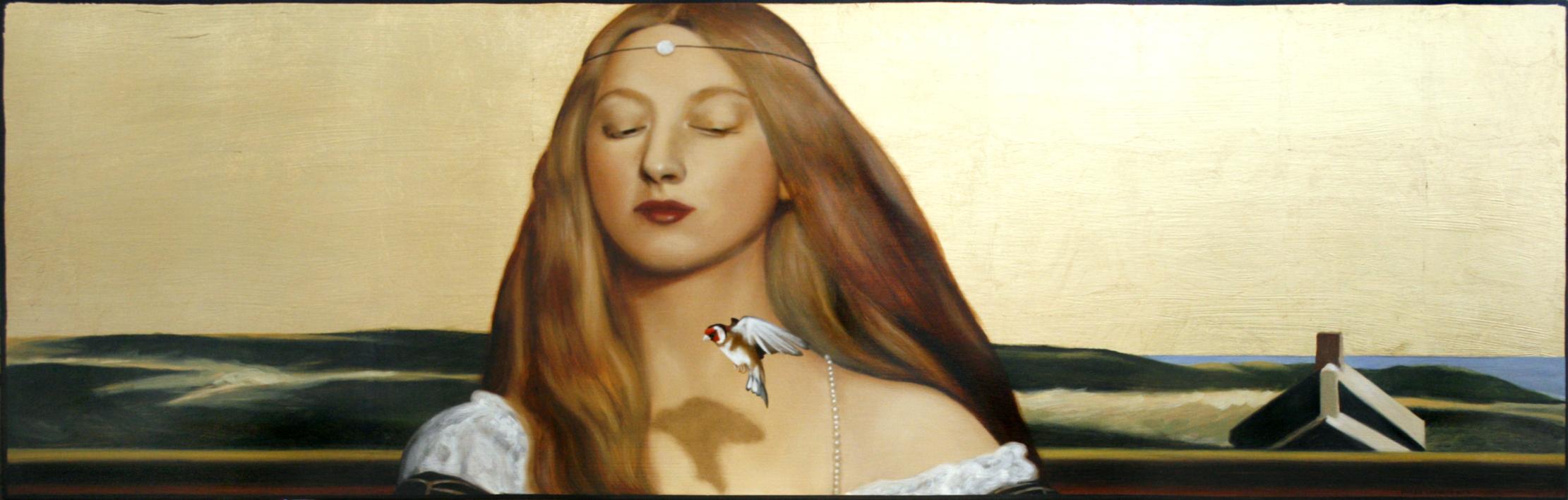Love II  Pintura de Enrique González   Compra arte en Flecha.es