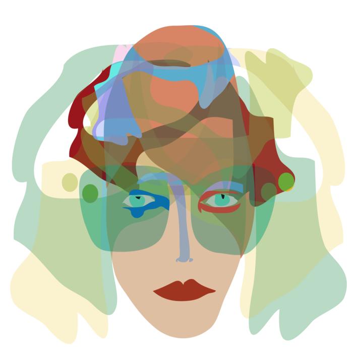 La espera |Digital de Mariana sanz POPNTOPMAD | Compra arte en Flecha.es