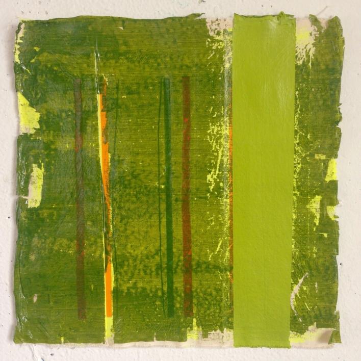 Green-ish |Obra gráfica de María Magdaleno | Compra arte en Flecha.es