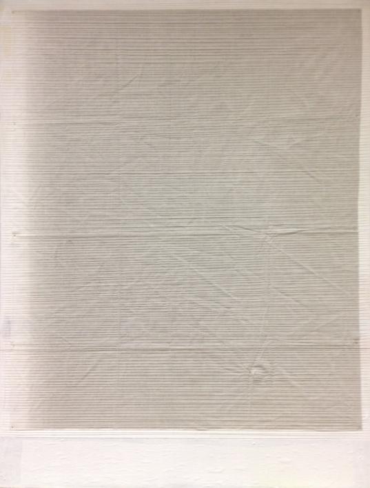 Nostalgic White |Pintura de María Magdaleno | Compra arte en Flecha.es