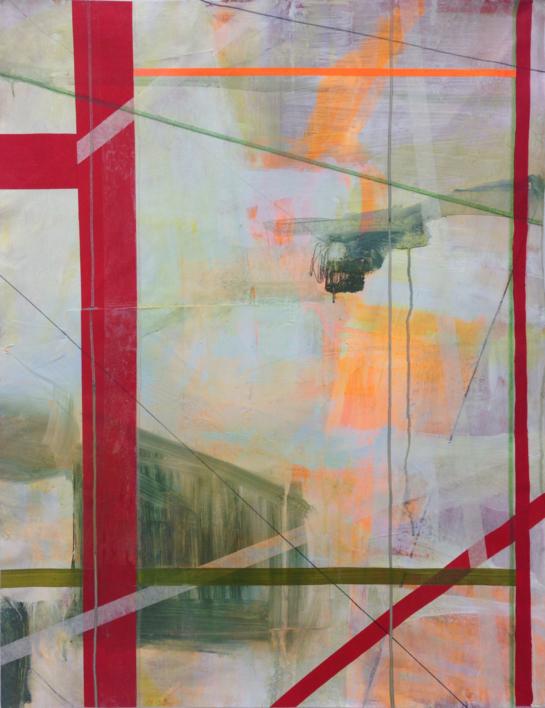 Untitled I |Pintura de María Magdaleno | Compra arte en Flecha.es