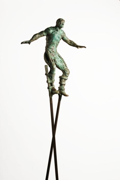 ZANCUDO III   Escultura de Fernando Suárez   Compra arte en Flecha.es