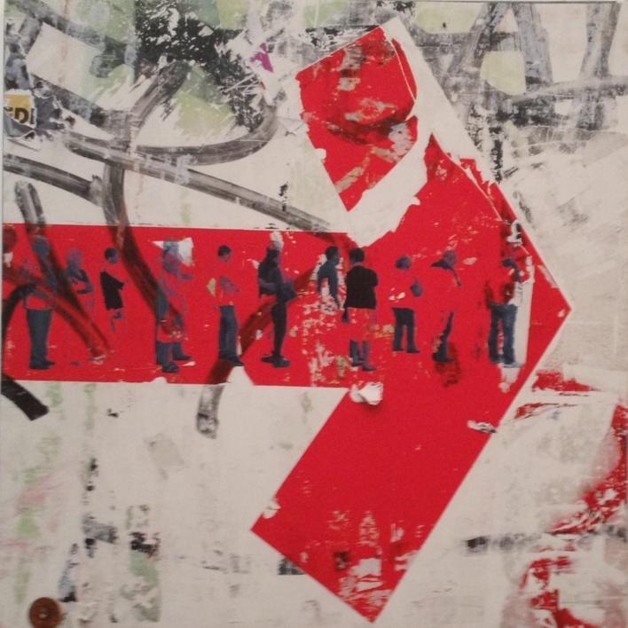 Dirección obligada |Digital de Albarran | Compra arte en Flecha.es